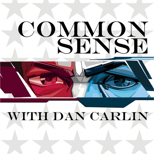 Logo of Common Sense with Dan Carlin