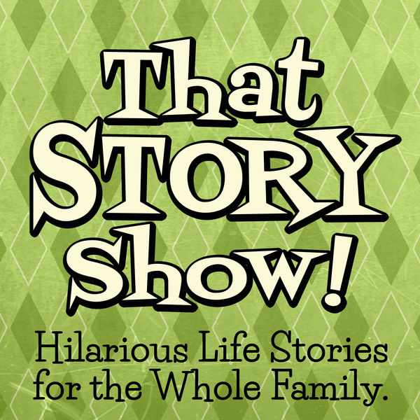 Logo of That Story Show - Clean Comedy