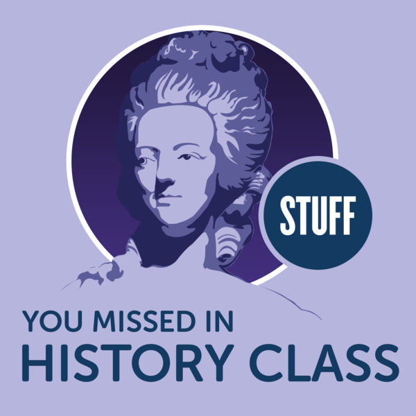 Logo of Stuff You Missed in History Class