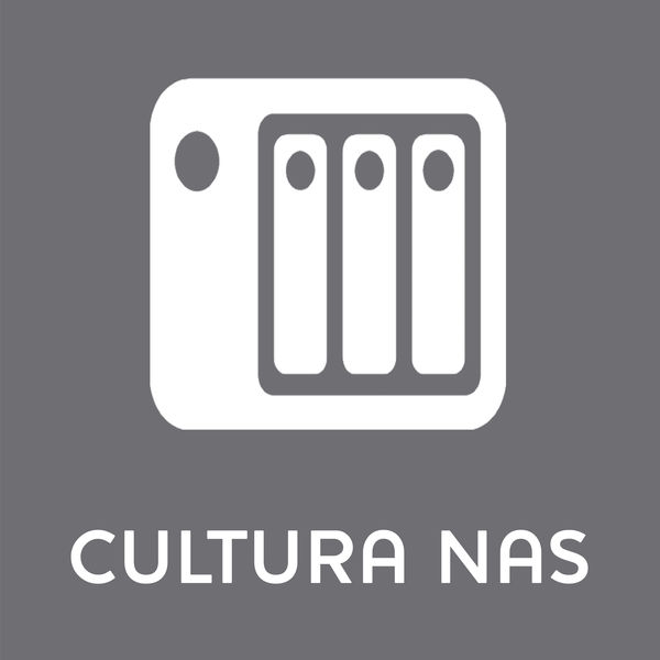 Logo of Cultura NAS by másQteclas