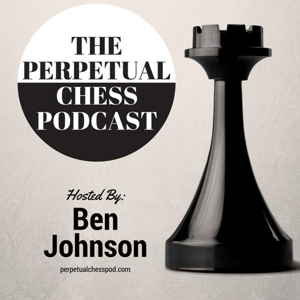 Logo of Perpetual Chess Podcast