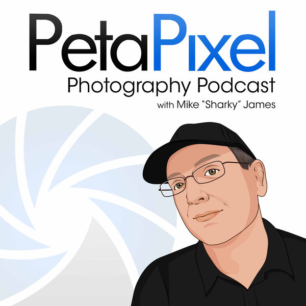 Logo of PetaPixel Photography Podcast