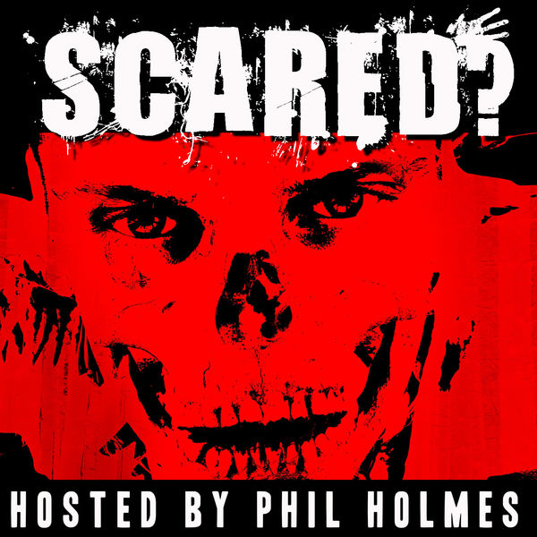Logo of SCARED? - 100% Paranormal