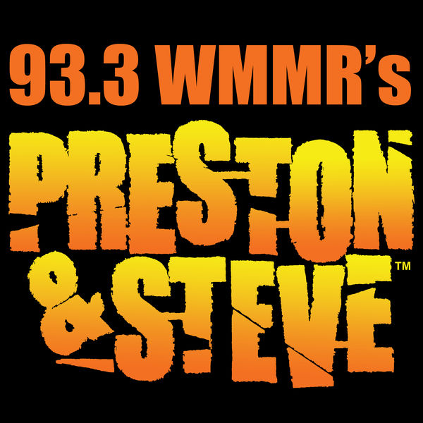 Logo of WMMR's Preston & Steve Daily Podcast
