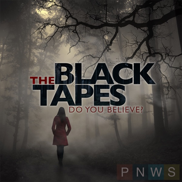 Logo of The Black Tapes