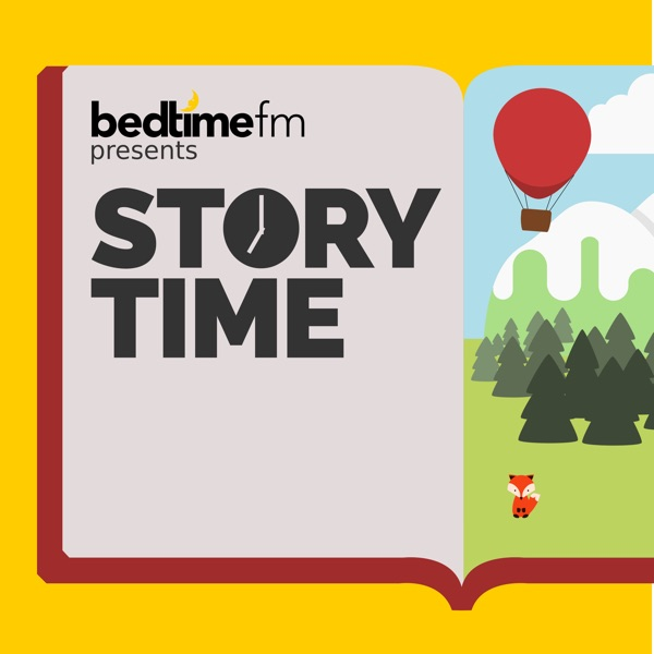 Logo of Story Time — Children's bedtime stories for kids. Storytime anytime.