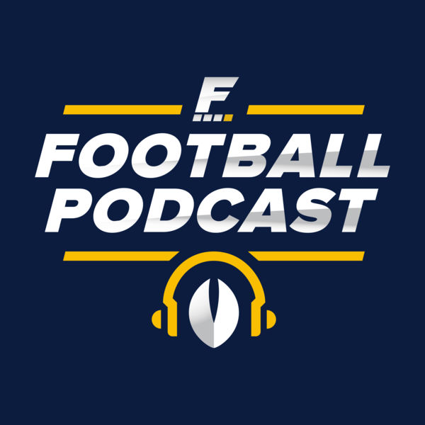 Logo of FantasyPros - Fantasy Football Podcast