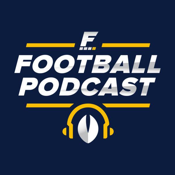 Logo of FantasyPros - Fantasy Football Podcast