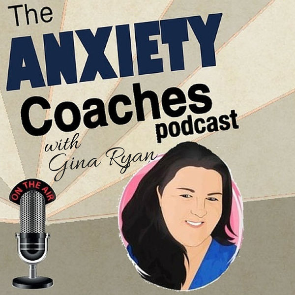 Logo of The Anxiety Coaches Podcast