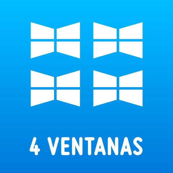 Logo of 4 ventanas