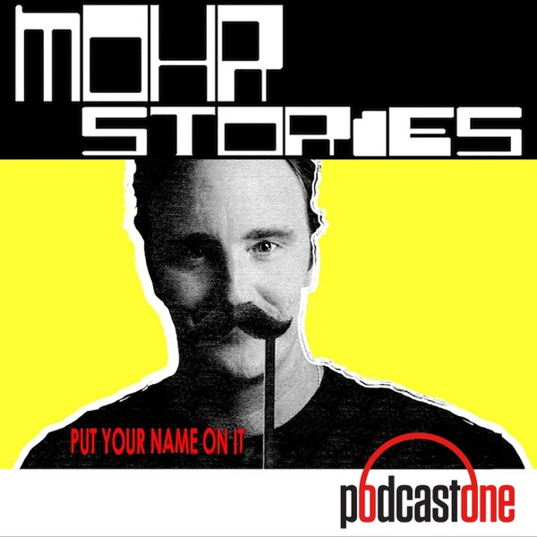Logo of Mohr Stories - JayMohr.com