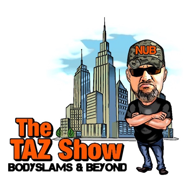 Logo of The Taz Show