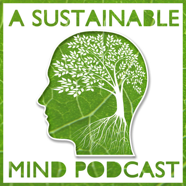 Logo of A Sustainable Mind - environment & sustainability podcast