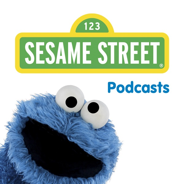 Logo of Sesame Street Podcast