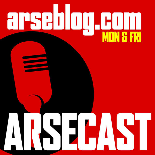 Logo of Arseblog - the Arsecasts, Arsenal podcasts