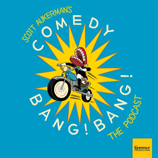 Logo of Comedy Bang Bang: The Podcast