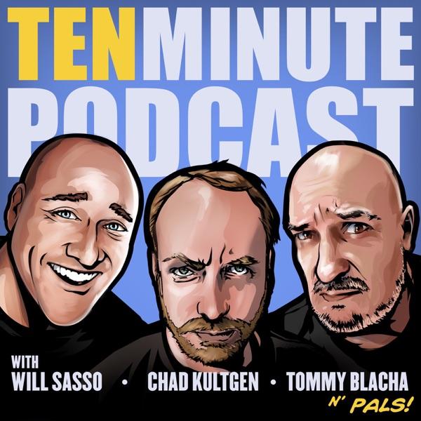 Logo of Ten Minute Podcast
