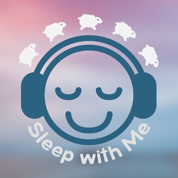 Logo of Sleep With Me | The Podcast That Puts You To Sleep