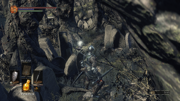 Dark Souls 3 Undead Settlement - Find Cornyx, Irina