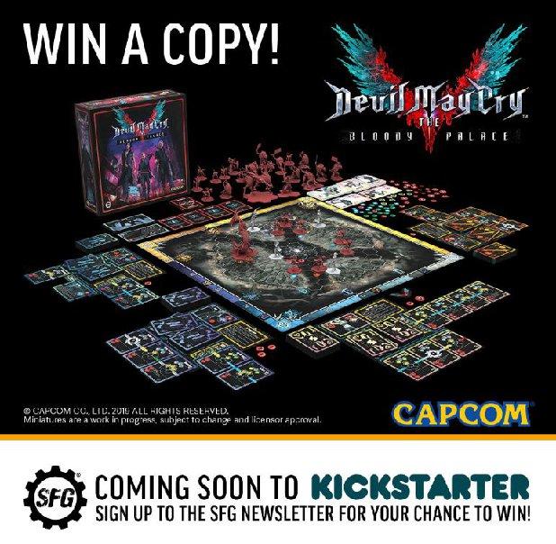 devil may cry e capcom limited edition