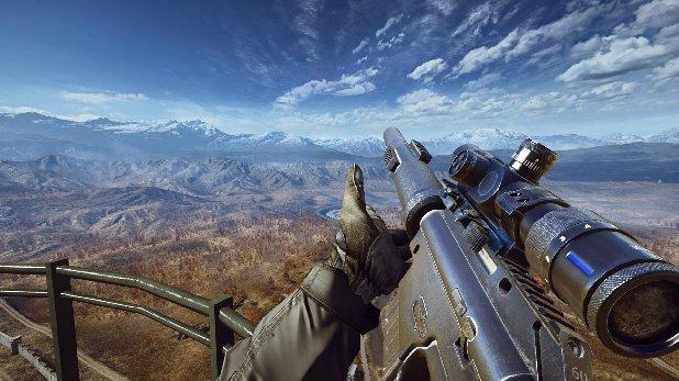 Battlefield 4 Dragon's Teeth - How to Unlock the CS5 Sniper