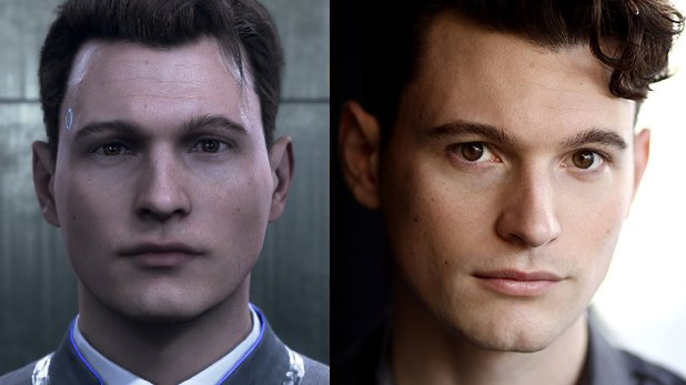 Detroit: Become Human - Voice Actors and Cast | Feature | Prima Games