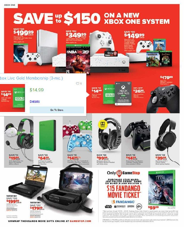 Best Gamestop Black Friday Deals 2019 News Prima Games