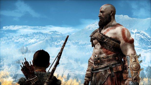 God of War Walkthrough - Path to the Mountain | Walkthrough | Prima