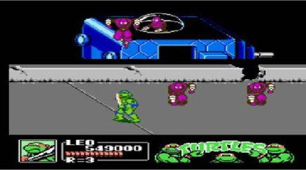 The Best of the Teenage Mutant Ninja Turtles Video Games | Strategy