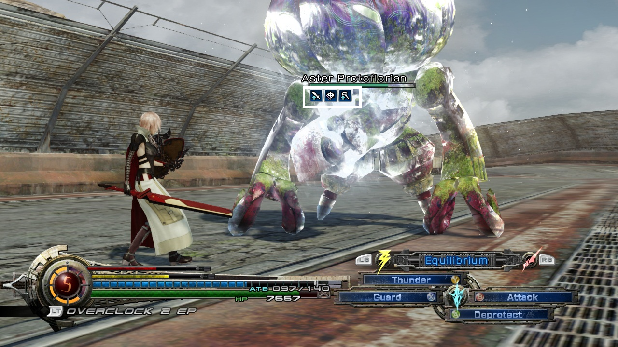 Lightning Returns: Final Fantasy XIII: Status Effects