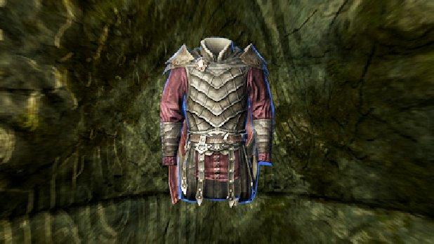 The Elder Scrolls V: Skyrim - Top 10 Inventory Items: Armor