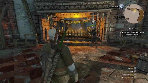 How To Unlock The Geralt Of Rivia Gwent Card Walkthrough Prima