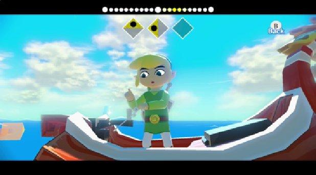 The Legend of Zelda: The Wind Waker HD First Look (Wii U