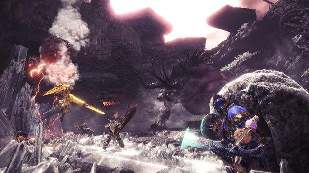 Monster Hunter: World Guide   Coverage   Prima Games