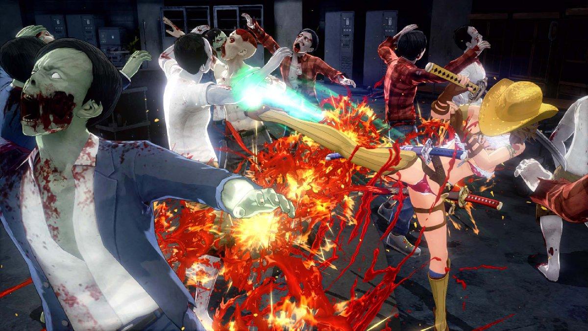 OneeChanbara Origin Combat Guide: How to Be the Best Bikini Zombie Slayer   Tips   Prima Games