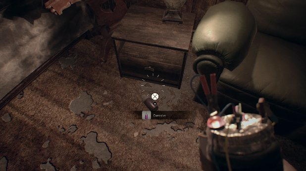 Resident Evil 7 - Find the Captain's Locker Key, Get the