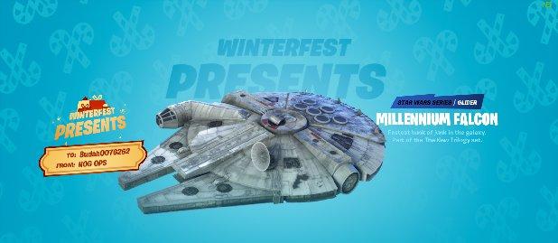 Fortnite Winterfest Presents List Guide Tips Prima Games