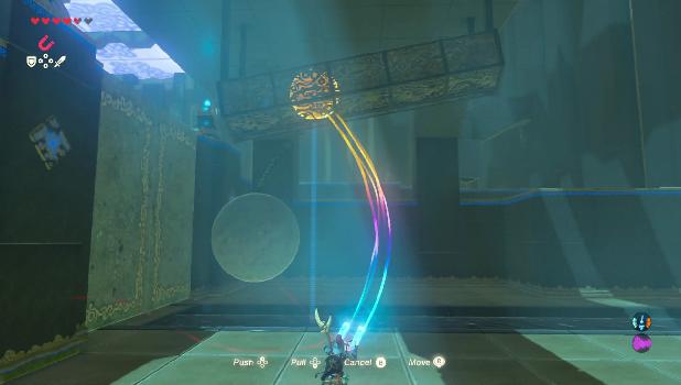 Zelda: Breath of the Wild - Kaam Ya'tak Shrine Guide