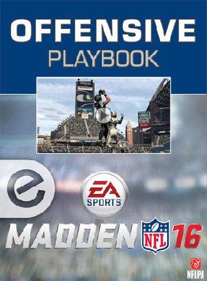 Madden NFL 16 Offensive Playbook