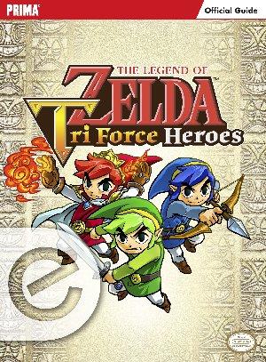The Legend of Zelda: Tri Force Heroes eGuide