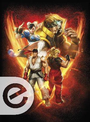 Street Fighter V eGuide