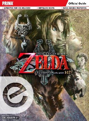 The Legend of Zelda: Twilight Princess HD eGuide