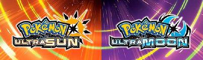 Pokémon Ultra Sun and Pokémon Ultra Moon