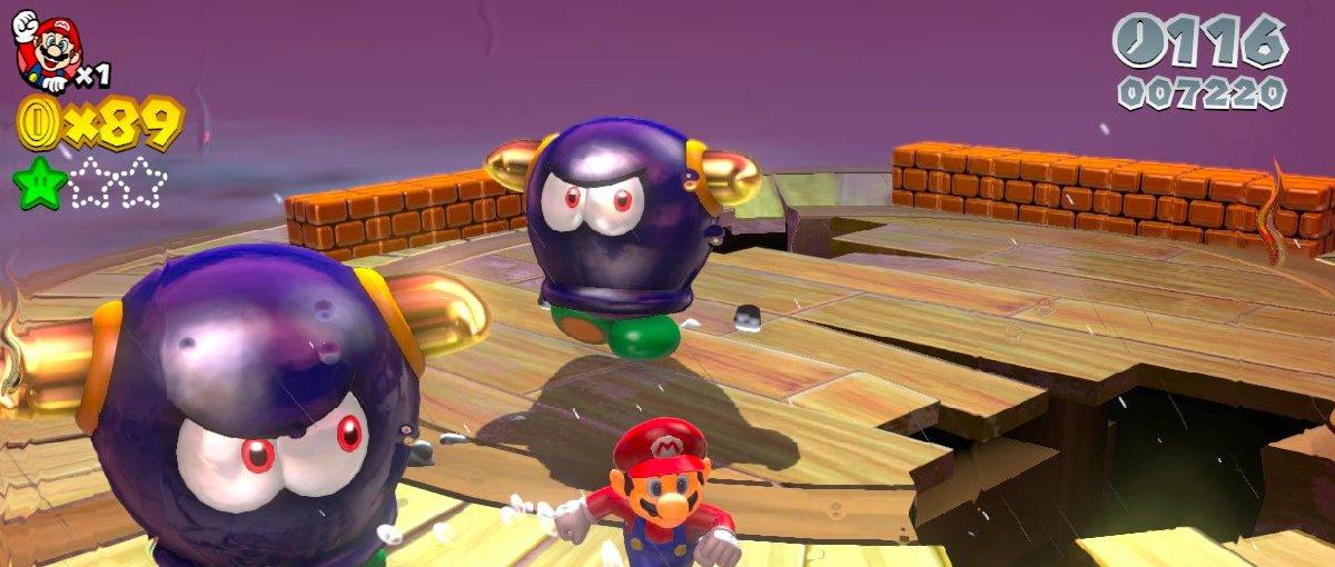 Super Mario 3d World Walkthrough World 6 Walkthrough Prima Games