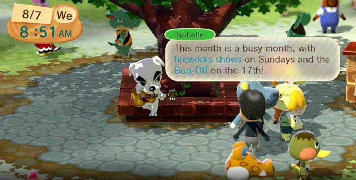 Animal Crossing New Leaf Furniture