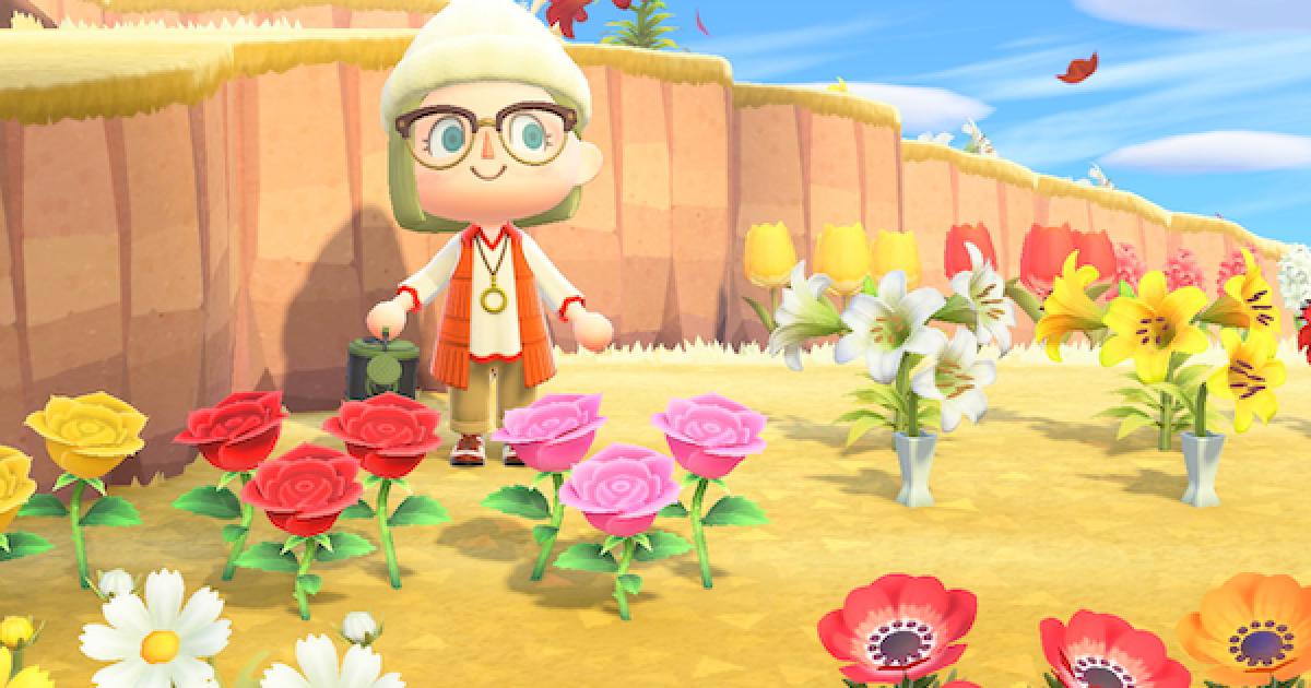 Animal Crossing New Horizons Hybrid Flowers Guide Tips Prima Games