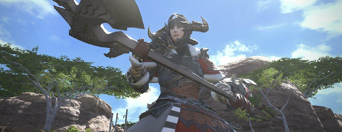 Final Fantasy 14: A Realm Reborn - How do the Marauder and