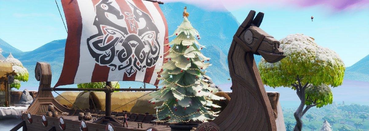 All Christmas Tree Locations Fortnite.Fortnite Holiday Trees All Christmas Tree Locations Tips