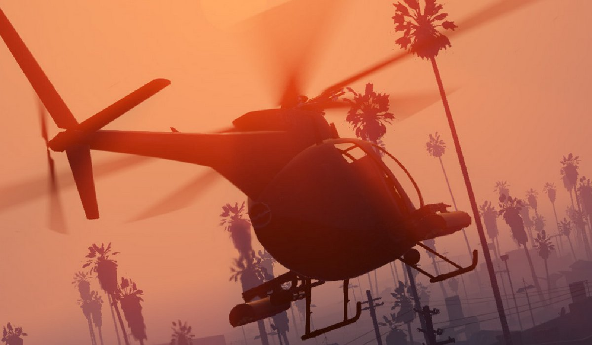 GTA 5 Cheats: Buzzard Attack Helicopter, Sanchez and More