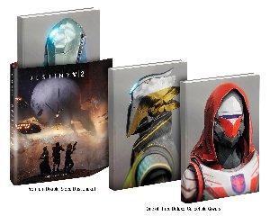 Destiny 2 Prima Collector's Edition Guide